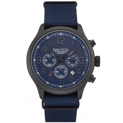 Nautica Men's Watch NCC 01 NAI16513G Chronograph