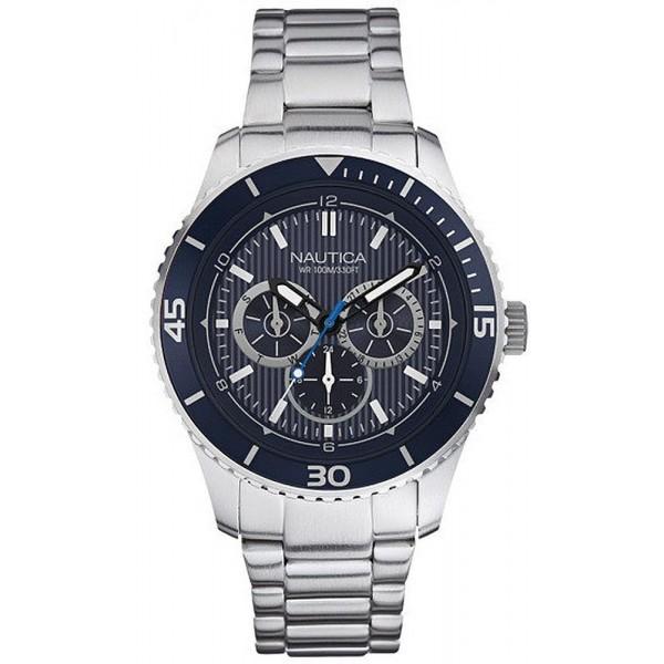 Buy Nautica Men's Watch NST 10 NAI16528G