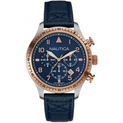 Buy Nautica Men's Watch BFD 105 NAI17500G Chronograph