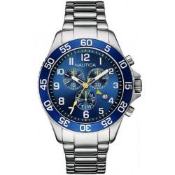 Nautica Men's Watch NST 19 Chronograph NAI17508G