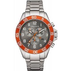 Nautica Men's Watch NST 19 Chronograph NAI17511G