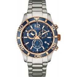 Nautica Men's Watch NST 09 Chronograph NAI18500G