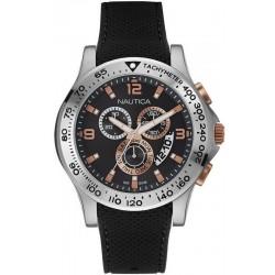 Nautica Men's Watch NST 600 NAI19504G Chronograph