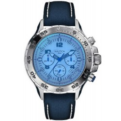 Nautica Men's Watch NST 101 Chronograph NAI19535G