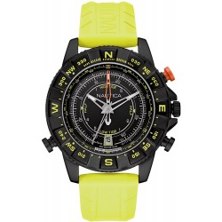 Nautica Men's Watch NSR 103 Tide-Temp NAI21000G