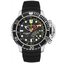 Nautica Men's Watch NMX Diver Multifunction NAI47500G