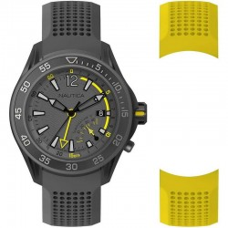 Buy Nautica Men's Watch Breakweather NAPBRW006 Multifunction