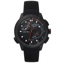 Nautica Men's Watch Cape Town Chronograph NAPCPT003