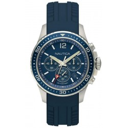 Buy Nautica Men's Watch Freeboard NAPFRB009 Chronograph