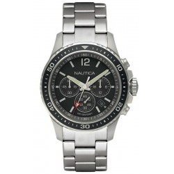 Buy Nautica Men's Watch Freeboard NAPFRB012 Chronograph