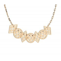 Rebecca Women's Necklace Melrose 10 B10KOO13