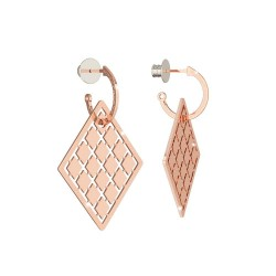Rebecca Women's Earrings Melrose 10 B10ORR07