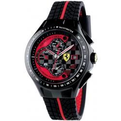 Buy Scuderia Ferrari Men's Watch Race Day Chrono 0830077