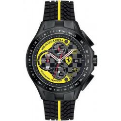Buy Scuderia Ferrari Men's Watch Race Day Chrono 0830078