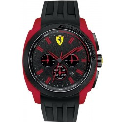 Scuderia Ferrari Men's Watch Aerodinamico Chrono 0830115