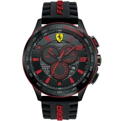 Scuderia Ferrari Men's Watch XX Chrono 0830138