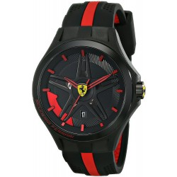 Scuderia Ferrari Men's Watch Lap Time 0830160