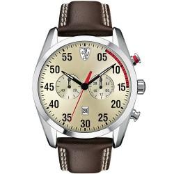 Buy Scuderia Ferrari Men's Watch D50 Chrono 0830174