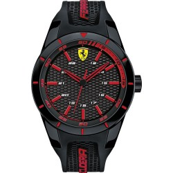 Scuderia Ferrari Men's Watch Red Rev 0830245