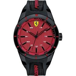 Buy Scuderia Ferrari Men's Watch Red Rev 0830248