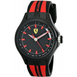 Buy Scuderia Ferrari Men's Watch Pit Crew 0840002
