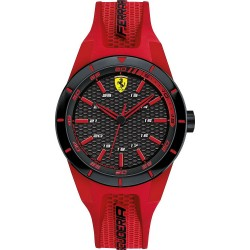 Scuderia Ferrari Men's Watch Red Rev 0840005