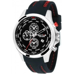 Buy Sector Men's Watch 180 Quartz Chronograph R3251180022