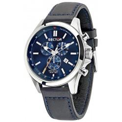 Buy Sector Men's Watch 180 R3271690014 Quartz Chronograph