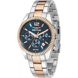 Buy Sector Men's Watch 240 R3273676001 Quartz Chronograph