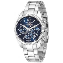 Buy Sector Men's Watch 240 R3273676004 Quartz Chronograph
