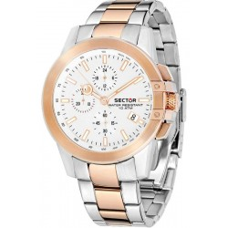 Sector Men's Watch 480 R3273797001 Quartz Chronograph