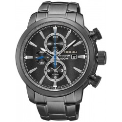 Buy Seiko Men's Watch Neo Sport Alarm Chronograph Quartz SNAF49P1