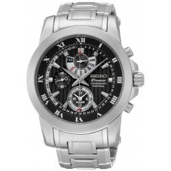 Buy Seiko Men's Watch Premier Chronograph Perpetual Calendar Alarm SPC161P1