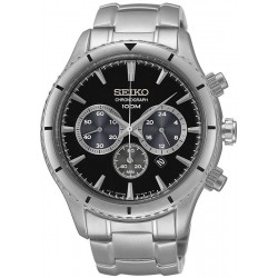 Buy Seiko Men's Watch Neo Sport SRW035P1 Chronograph Quartz