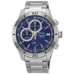 Seiko Men's Watch Neo Sport SSB185P1 Chronograph Quartz