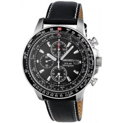 Buy Seiko Men's Watch Prospex Sky Chronograph Solar SSC009P3