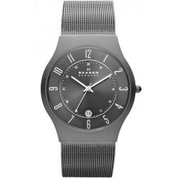 Skagen Men's Watch Grenen Titanium 233XLTTM