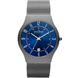 Buy Skagen Men's Watch Grenen Titanium 233XLTTN