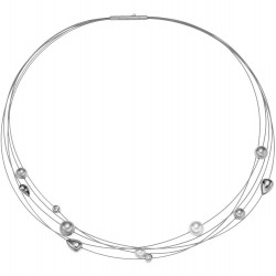 Buy Skagen Women's Necklace Agnethe SKJ0402040