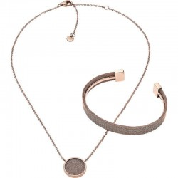 Buy Skagen Women's Bracelet + Necklace Merete SKJB1000791
