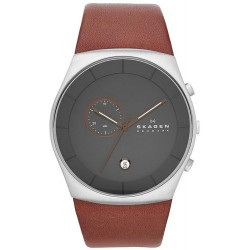 Skagen Men's Watch Havene SKW6085 Chronograph