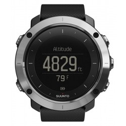 Suunto Traverse Black Men's Watch SS021843000