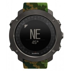 Suunto Traverse Alpha Woodland Men's Watch SS023445000