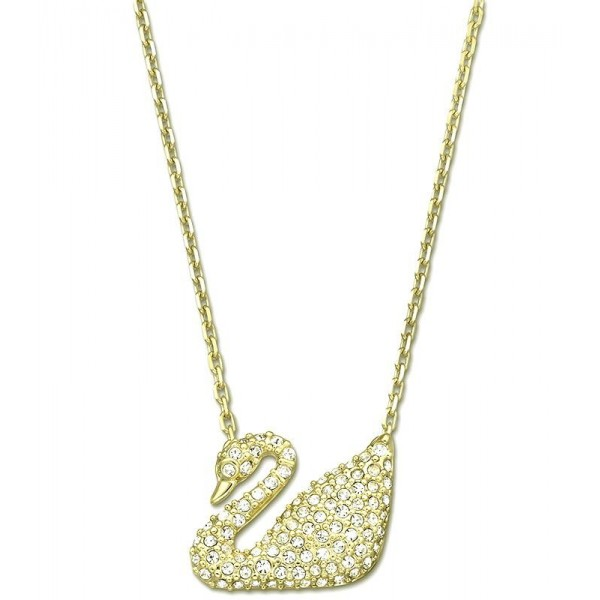 Buy Swarovski Women's Necklace Swan 5063921