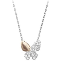 Swarovski Women's Necklace Better Butterfly 5074329