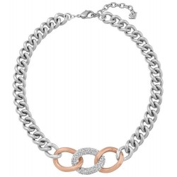 Buy Swarovski Women's Necklace Bound 5080040