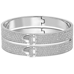 Buy Swarovski Women's Bracelet Distinct Wide 5160571