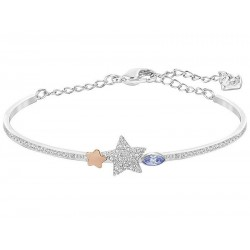 Buy Swarovski Women's Bracelet Duo Star 5169400