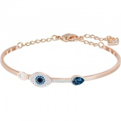 Swarovski Women's Bracelet Duo Evil Eye 5171991