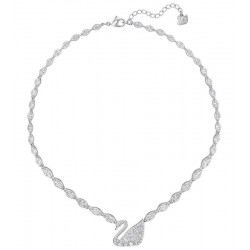 Swarovski Women's Necklace Swan Lake All-Around 5240581